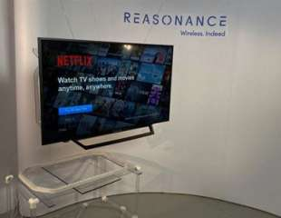 Российский стартап разработал технологию полностью беспроводных телевизоров